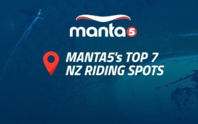 Top 7 Riding Spots in New Zealand